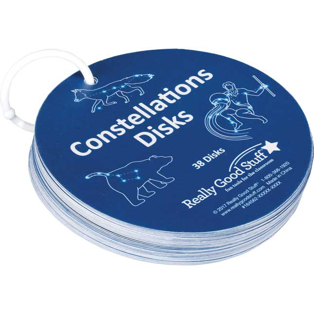 Constellations Disks - 38 disks