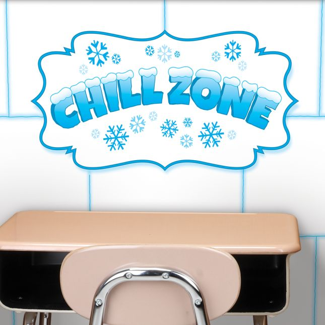 Chill Zone - 1 privacy shield
