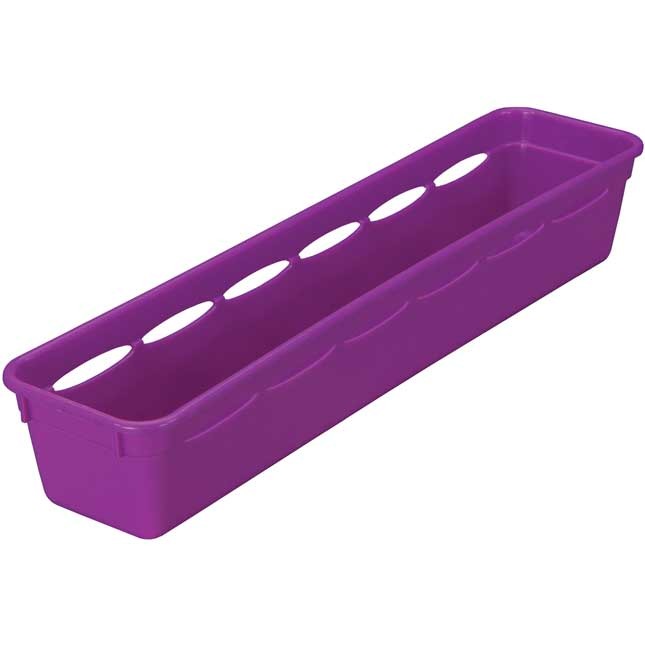 Ruler And Supplies Baskets - Set Of 6