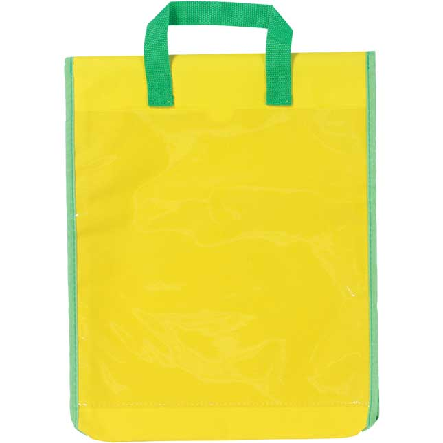Store More® Large Book Pouches With Paper Pocket - Single Color Set Of 36