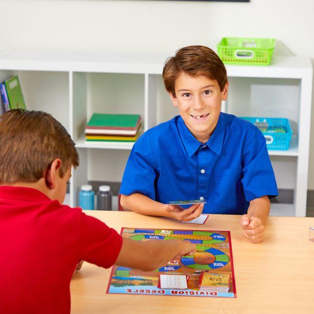 Division Desert Numeracy Center™