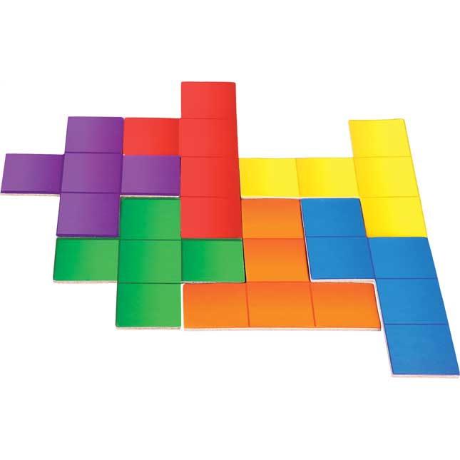 Student Manipulatives Pack - Pentominoes