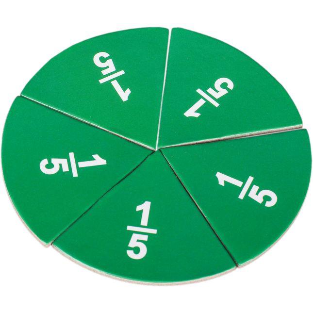 Student Manipulatives Pack - Fraction Circles