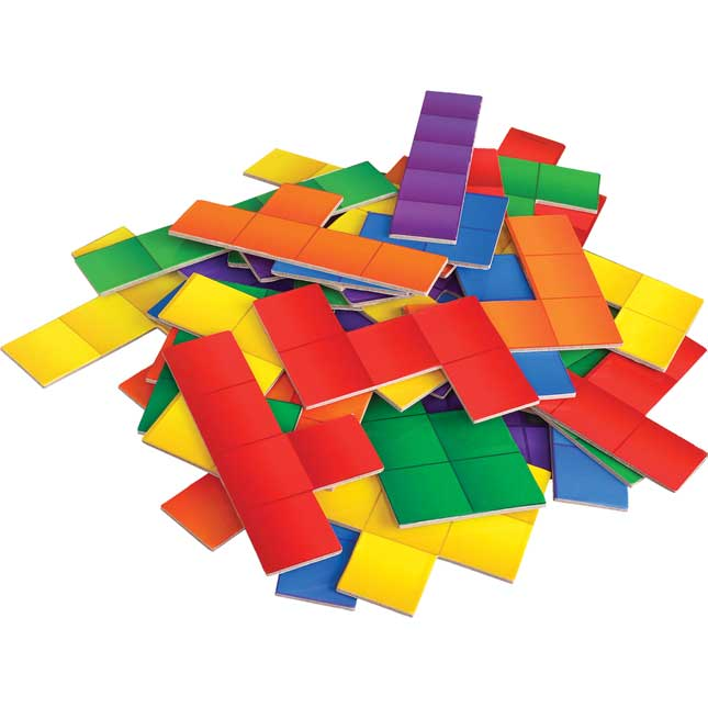 Teacher And Student Manipulatives Kit - Pentominoes