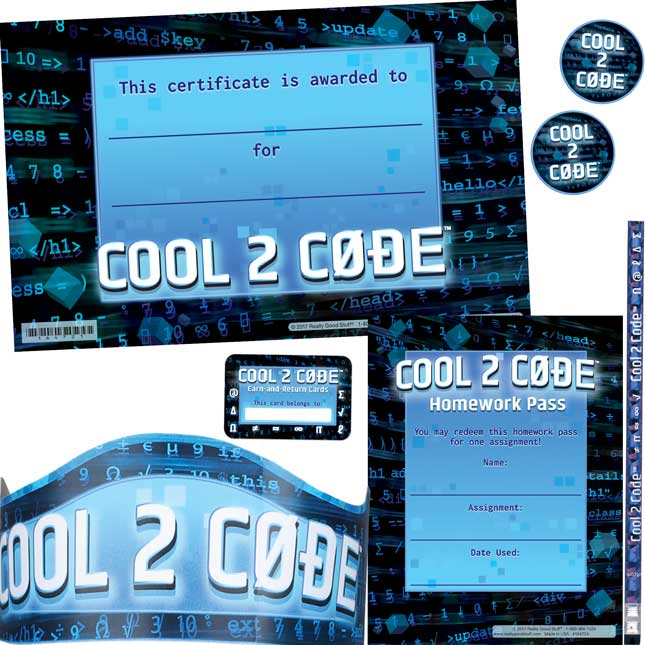 Cool 2 Code™ Kit