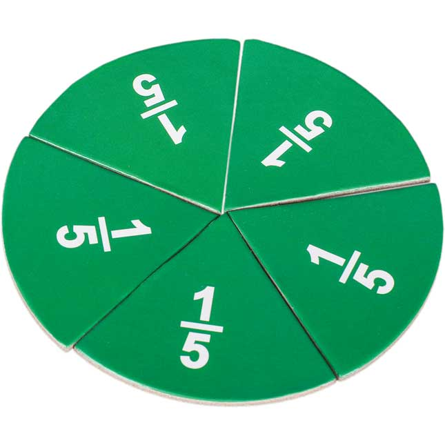 Classroom Manipulatives Kit - Fraction Circles
