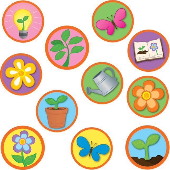 Growth Mindset Mini Stickers