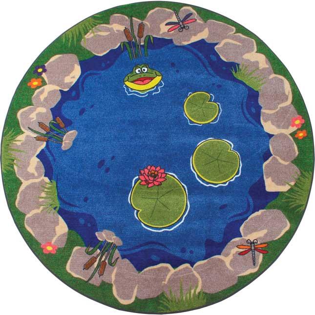 Pond Rug - Round