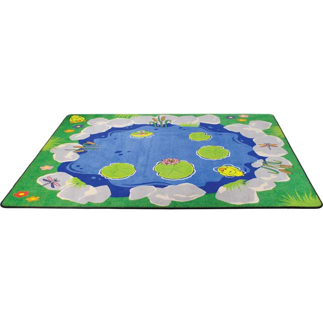 Pond Rug - Rectangular