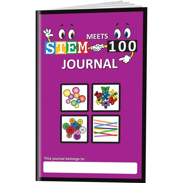 STEM Meets 100 Journals - Refill Pack