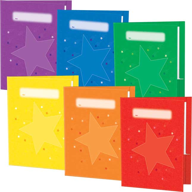 6-Color Grouping Pack - Student Set of 72