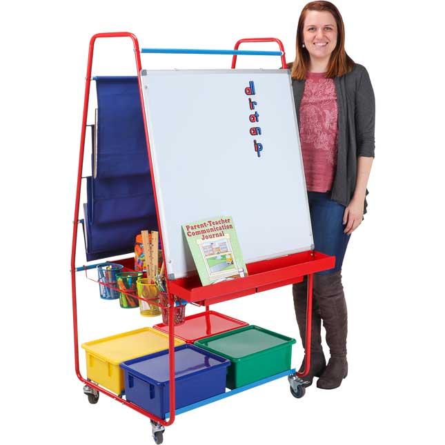 Premium Classroom Easel