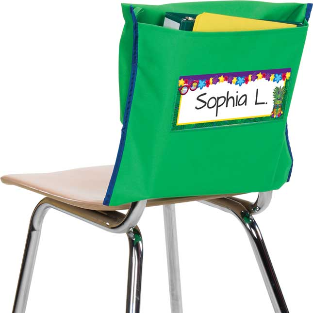 Cool-To-The-Core Store More® Deep-Pocket Chair Pockets