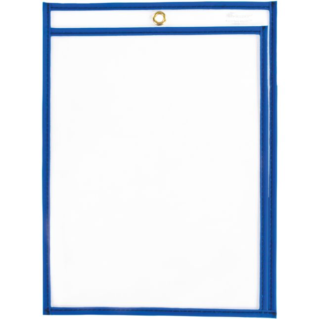 Write Again Re-Markable™ Clipboard Sleeves - Set Of 6