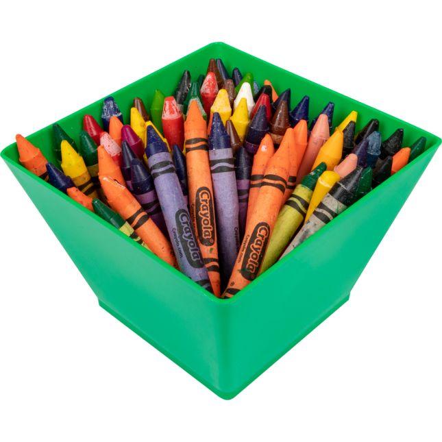 Individual Supplies Bins - 4 Colors