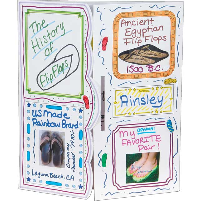 Ready-To-Decorate® Lapbooks - Customizable