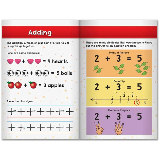 Math Learning Journals™ - I Can Add And Subtract! - 24 journals_2