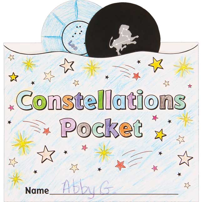 Ready-To-Decorate® Viewing The Constellations Posters