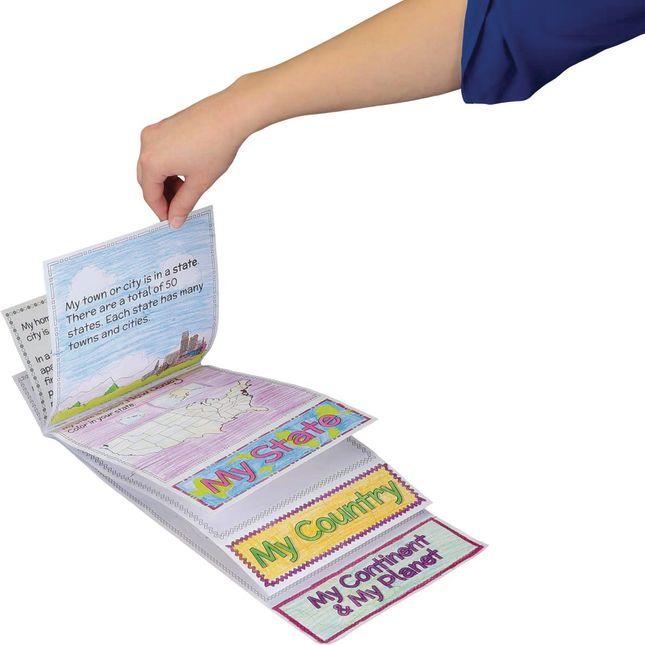 Build-Your-Own Flip Books™ - Where I Live - 24 flip books