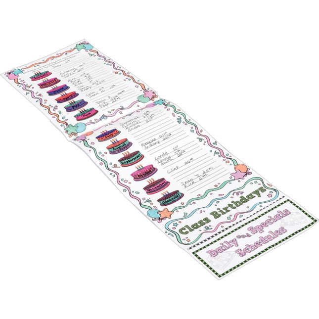 Build-Your-Own Flip Book™ - Welcome Back To School - 24 flip books