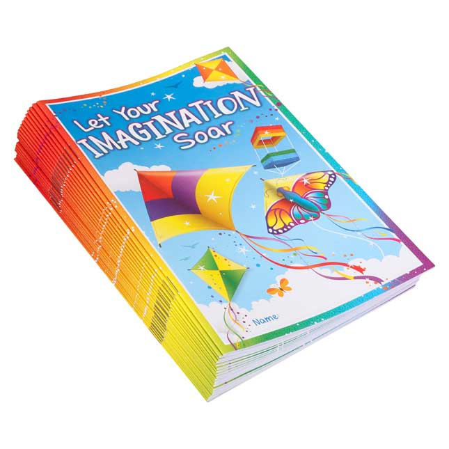 Let Your Imagination Soar Mini Journals - 24 journals