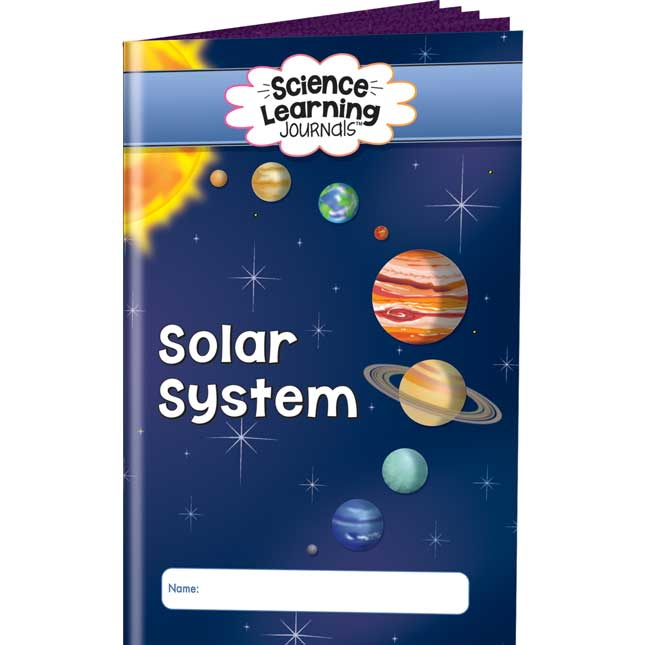Science Learning Journals™ - Solar System - 24 journals