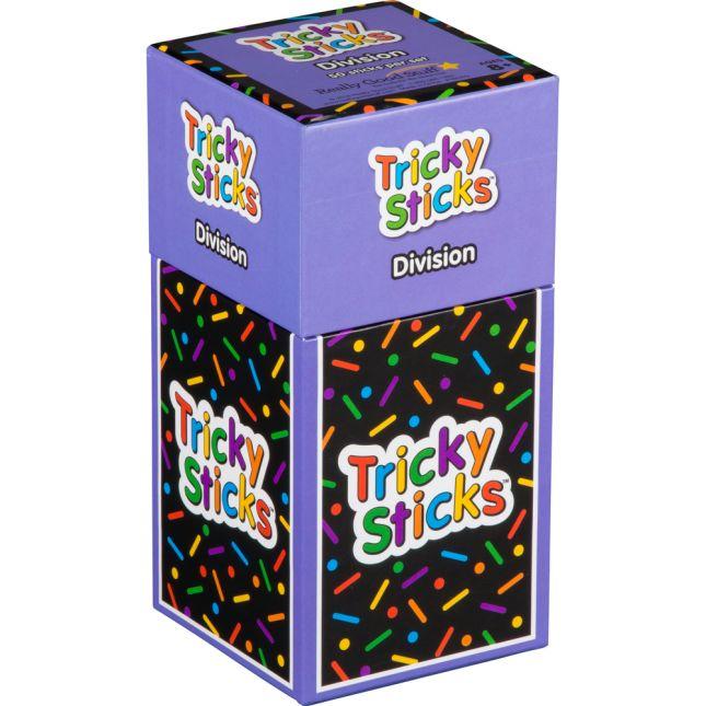 Tricky Sticks™ - Division - 1 game