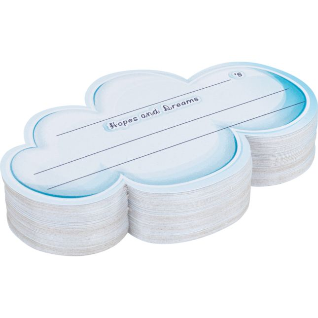 Hopes And Dreams Clouds  100 Pack