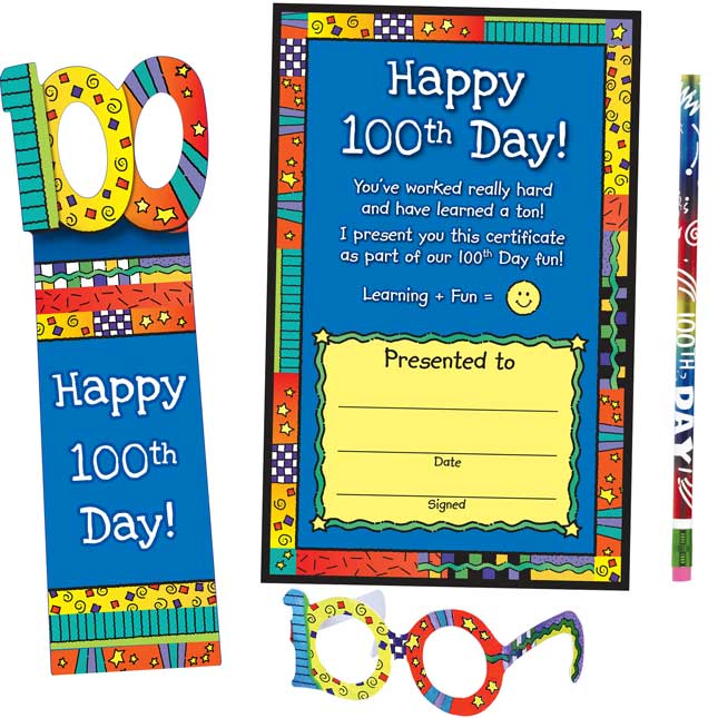100th Day Deluxe Kit