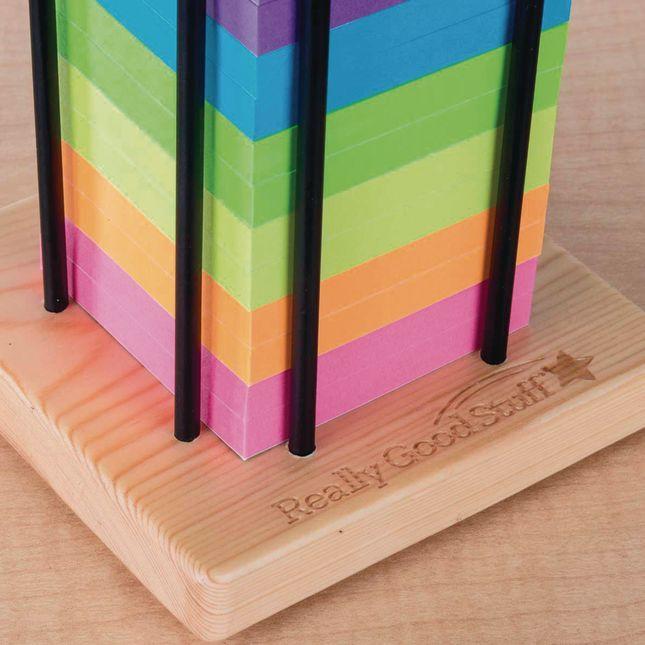 Sticky Note Tower - Sticky Note Holder - 1 tower