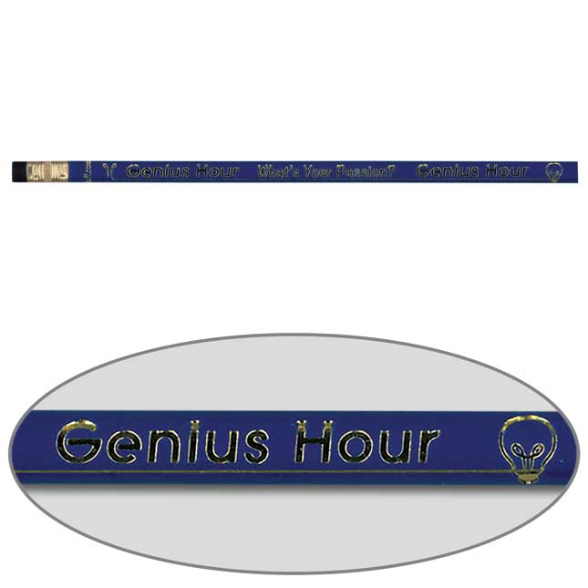 Genius Hour Pencils