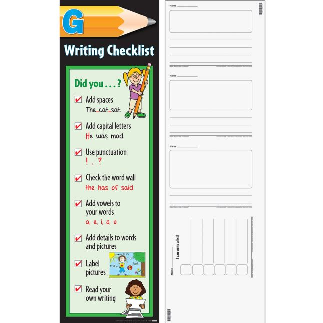 Writing Wall Jumbo Poster - 3 banners