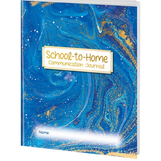 School-To-Home Communication Journals - 12 Pack
