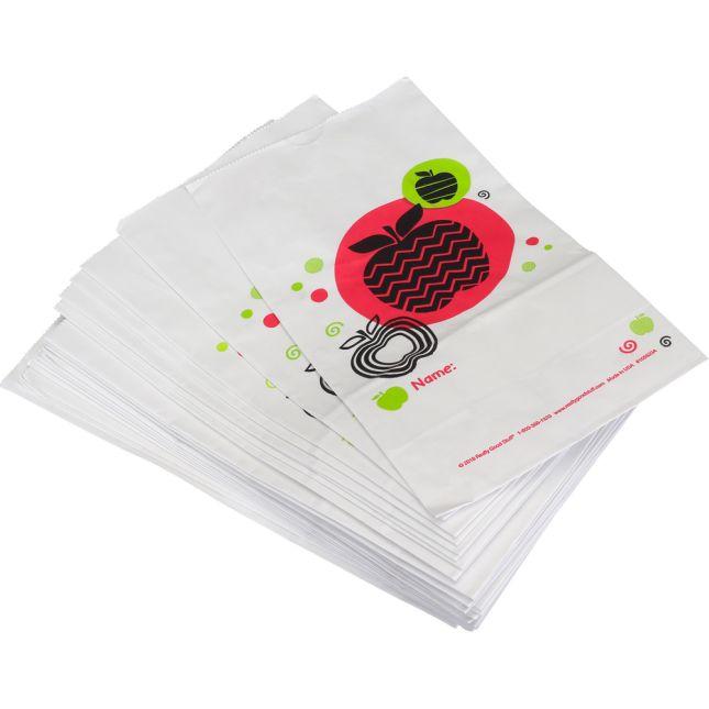 Apple Paper Bags