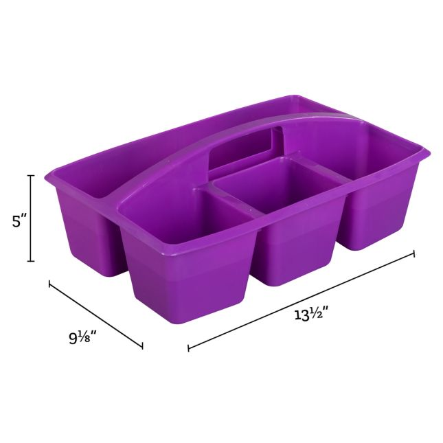 Multi-Use Storage Caddy  Single Color - 1 caddy