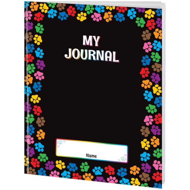 Paw Prints Journals - Primary - 12 journals