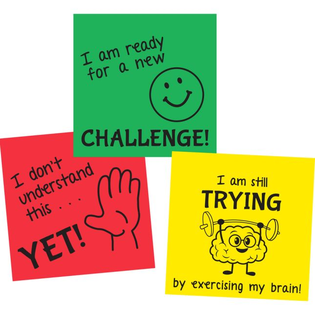 The Power Of Yet! Mini Flip Charts