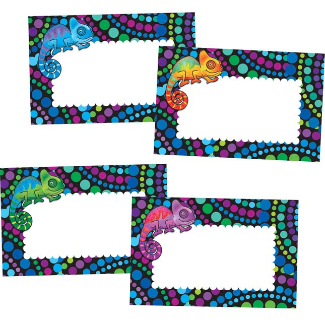 Chameleon Labels - 36 labels