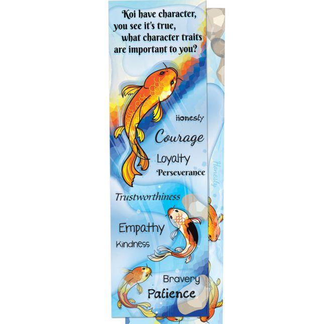 Character Koi Banner