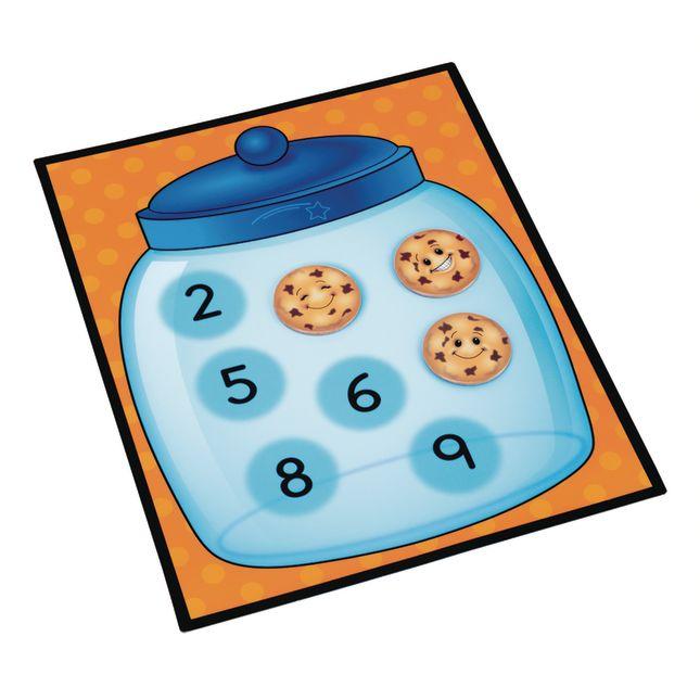 Cookie Jar Numbers Math Game
