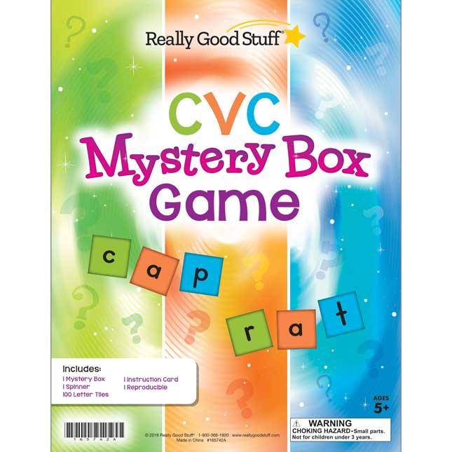 CVC Mystery Box Game