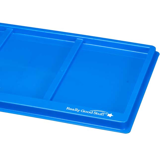 Compartment Tray - 3 Sections