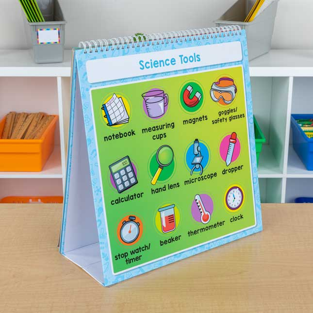 Science Flip Chart  Primary - 1 flip chart