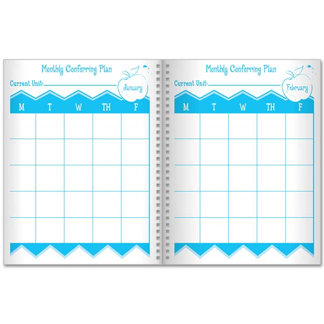 Conferring Notebook – Reading