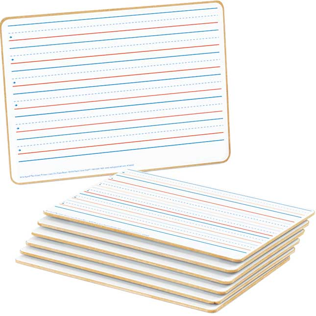 Desk Pockets With Dry Erase Boards