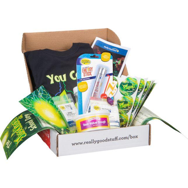 Teacher Gift Box - Shocking Halloween