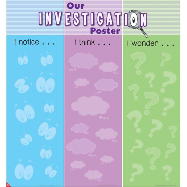 Investigation Jumbo Poster