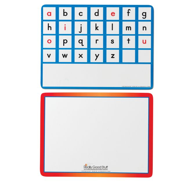Magnetic Letter And Word Recognition  4-Student Set