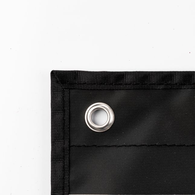 Medium Rectangle Pocket Chart  Black - 1 pocket chart