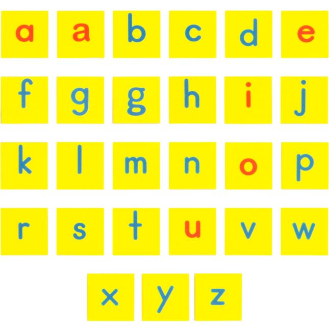 Magnetic Letter Tiles And MAGtivity Tins - 6-Student Set